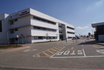 Technicrete Kerbs and Pavers chosen for Modderfontein Private Hospital