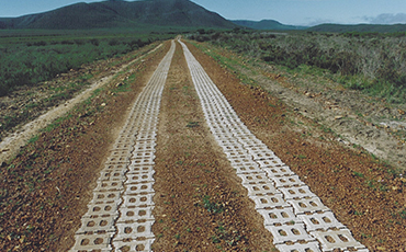 Cost-effective sustainable Jeep Track