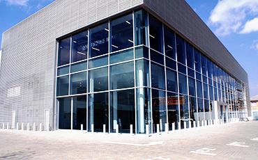 Polokwane motor dealership paved by Technicrete